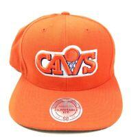 Cleveland Cavaliers Mitchel & Ness NBA Snapback Hat