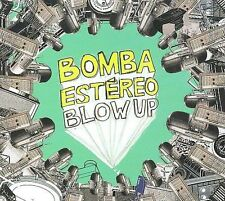 Blow Up, Bomba Estéreo, 718122028092, , Acceptable