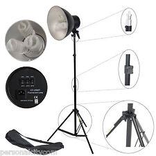 DynaSun CY25WT 450W Studioleuchte Fotolampe + 3 Tageslichtlampe DayLight, Stativ