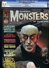 Famous Monsters of Filmland #251 CGC 9.9 MINT Richard Corben Nosferatu Cover