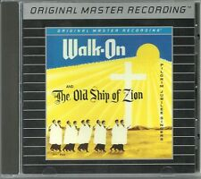 Pilgrim Jubilee Bono, the walk on and the old ship of zion MFSL silver CD