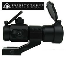 Trinity Red/Green/Blue Dot Sight -Weaver/Picatinny Mount GSG Mossberg 715t Rifle