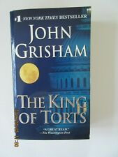 The King of Torts by John Grisham (2003  Dell Fiction Paperback