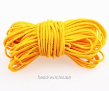 Colorful Strong Stretchy Elastic String Thread Cord For DIY Jewelry Makings 3mm