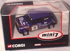Corgi mini 7 Racing Ian Gunn Cadbury mib ltd edition