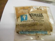 YAMAHA 6g5-43809-00-00 Power Trim/Tilt Valve Seat b-5