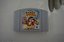 Jeu Game Banjo Tooie banjo-tooie Console N64 Nintendo 64 PAL Multilanguages