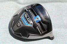Used TaylorMade SLDR S 460cc 10° Driver Head ONLY Right Handed *see description*