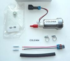 GENUINE WALBRO/ TI E85 RACING FUEL PUMP F90000267  450LPH &400-0085 KIT TIA485-2