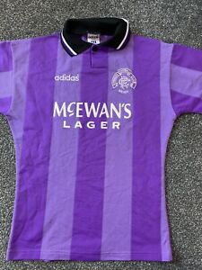 Rangers 3rd Shirt 1994/95 Youths Original Mint Condition Rare And Vintage