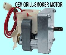 OEM BBQ Grill Auger Motor [XP7252]  Fits all Traeger Models OEM # BRN100 KIT0020
