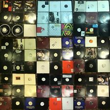Huge DJ Lot of HIP HOP RAP vinyl records singles Snoop Dre Jay-Z Notorious tons!