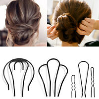Hair Twist Styling Clip Stick Bun Maker DIY Braiding Tool Hair Braider HairsB3_N