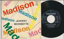 """JOHNNY MORISETTE 45 TOURS EP 7"""" SPAIN MADISON"""