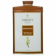 Sandalwood Talcum Powder Fragrance By Yardley London (100 gm) - Free Delivery
