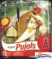 McFarlane MLB 30 Albert Pujols Rare VARIANT #/2000 Los Angeles Angels