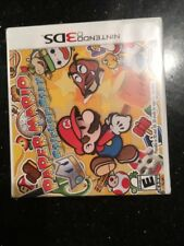 New! Paper Mario: Sticker Star  (Nintendo 3DS, 2012 Brand New Factory Sealed