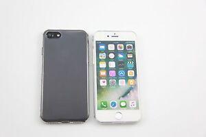 iPhone 7 TPU Handy Hülle transparentes Material – Unsichtbare Schutzhülle – Matt