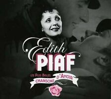DITH PIAF - CHANSONS D'AMOUR NEW CD
