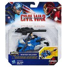 Hasbro Captain America 5-7 Years Plastic Action Figures