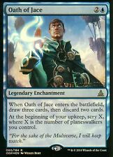 Oath of Jace FOIL | NM | Prerelease Promo | Magic MTG