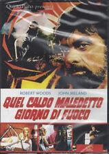 Dvd **QUEL CALDO MALEDETTO GIORNO DI FUOCO** nuovo sigillato 1968