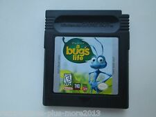 A Bug's Life (Nintendo Game Boy Color, 1998) Game Only--Tested (NTSC/US/CA)