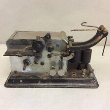 Foote Pierson &Co. Fire Alarm Telegraph