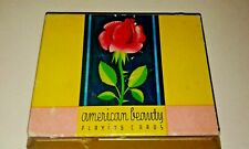 vintage american beauty cards nos 2 packs