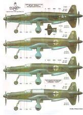 Eagle Cal ADHESIVOS 1/48 Dornier Do 335 #48164