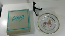 Willitts 1987 Carousel Memories Limited Edition Collectors Series Plate # 2116