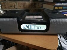 Apple Ihome Model IH2 iPod iPhone Docking Station Alarm clock with POWER CABLE