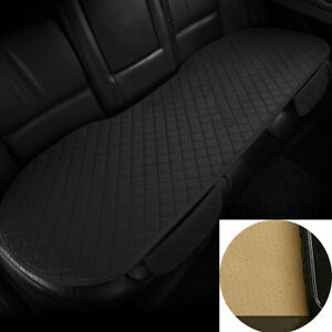 50x132cm Non-slip Short Plush Cushion Protector Covers Fit For Car SUV Rear Seat