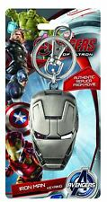 AVENGERS AGE OF ULTRON IRON MAN FACE PEWTER Keyring - Vault 35