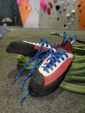 New 2018 Evolv Ashima Kid's Rock Climbing Shoe Size 4.5 Us Unisex