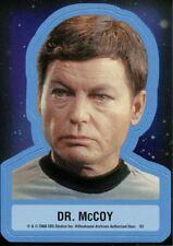 Star Trek TOS 40th Anniversary Series 2 Star Trek Stickers Chase Card S3