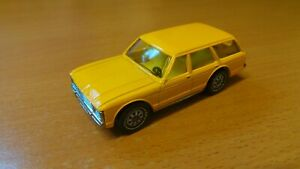 SIKU 1028 FORD GRANADA TURNIER MINT STUNNING UNBOXED MADE IN GERMANY