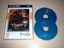 THIEF II THIEF 2 PC GAME PC CD-ROM 15+ FREE P&P FAST DISPATCH