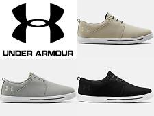 Under Armour Men's UA Street Encounter IV CNV Boat Shoes -FREE SHIP - 3022914