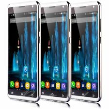 """5.5"""" Unlocked 3G Smartphone Quad Core Dual SIM Free Android Mobile Phone Factory"""