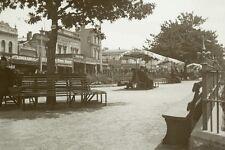 BALLARAT Victoria SHOPPEE SQUARE circa 1910 modern digital Photo Postcard