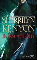 Born of Night (The League, Book 1) by Sherrilyn Kenyon
