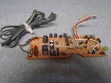 SONY PS-212 TURNTABLE PC BOARD MAIN WITH POWER CORD USED