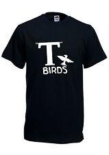 T Birds T-Shirt Grease John Travolta T-Bird Stag Night Men Rydell High T shirt