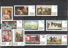 RUSSIA 1968 PAINTING SET MNH VF