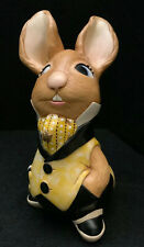 Pendelfin Bunny Rabbit Large Uncle Soames 7.5� Made In England