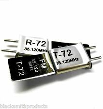 RC Radio Remote Control 35 MHZ 35.120 FM Crystal 35MHZ Single Conversion