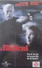 THE JACKAL - VHS