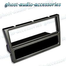Opel schwarz Auto CD Stereo Verkleidung Radio Armaturentafel Einfassung Adapter
