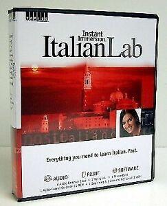 Topics Entertainment Language Lab Italian for PC, Mac
